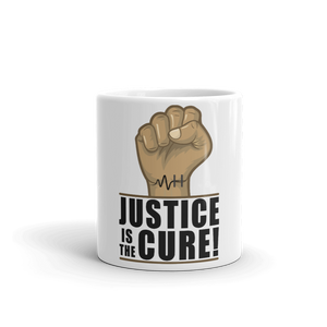 Mental-Hop Justice is the Cure! Mug