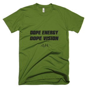 Mental-Hop MH Dope Energy! Short-Sleeve T-Shirt