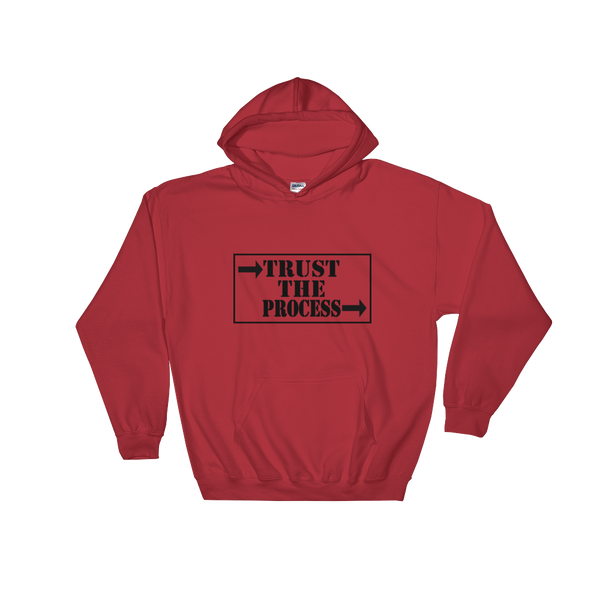 Mental-Hop Trust the Process Hooded Sweatshirt