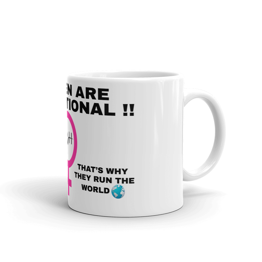 Mental-Hop MH Run the World! Mug
