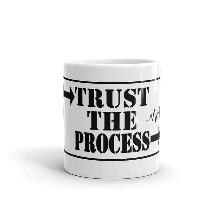 Mental-Hop MH Trust the Process Mug