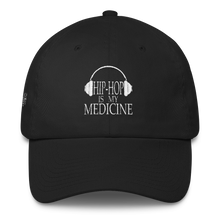 Load image into Gallery viewer, MH Hip-Hop is My Medicine Cotton Cap