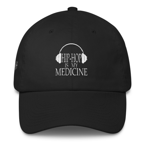 MH Hip-Hop is My Medicine Cotton Cap