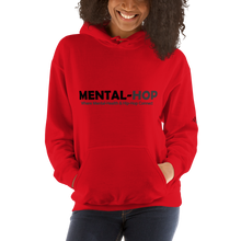 Load image into Gallery viewer, Mental-Hop MH Hoodie (Pink & Red)