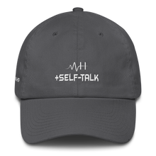 Load image into Gallery viewer, Mental-Hop +Self-Talk Cotton Cap