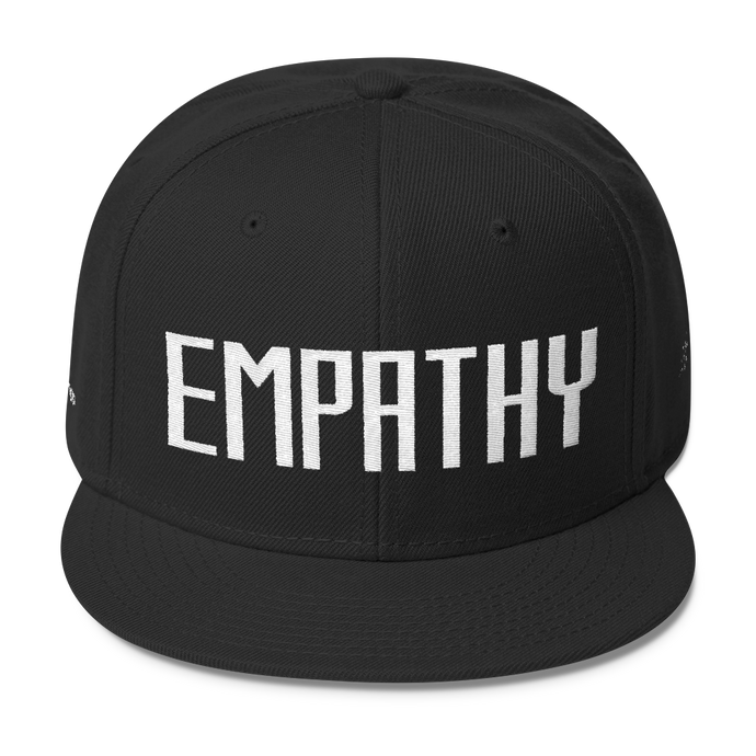 MH Empathy Wool Blend Snapback Black/White