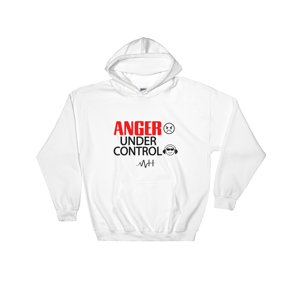Mental-Hop MH Anger Hooded Sweatshirt