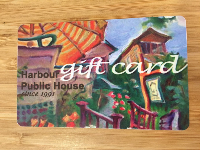 Harbour Pub Gift Card