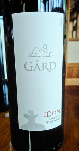 Gard, The Don, 2016 Red Wine Blend