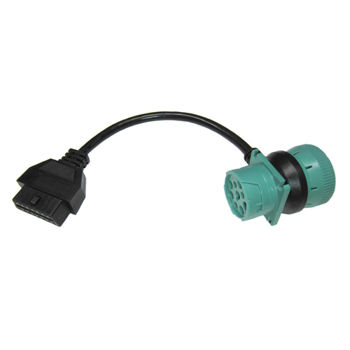 j1939 Type II Passthru to OBDII Converter Cable