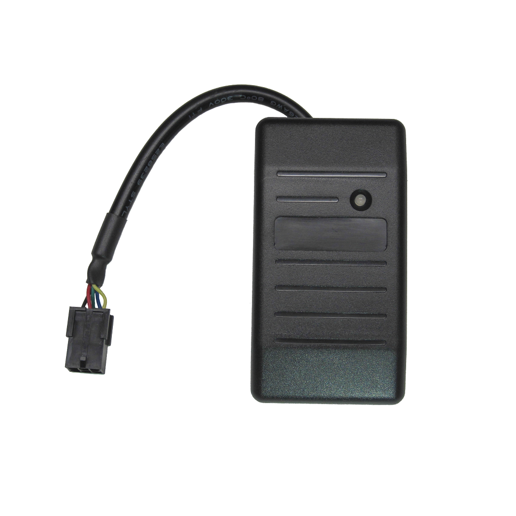 Wiegand RFID Reader compatible with 26-bit HID 125kHz