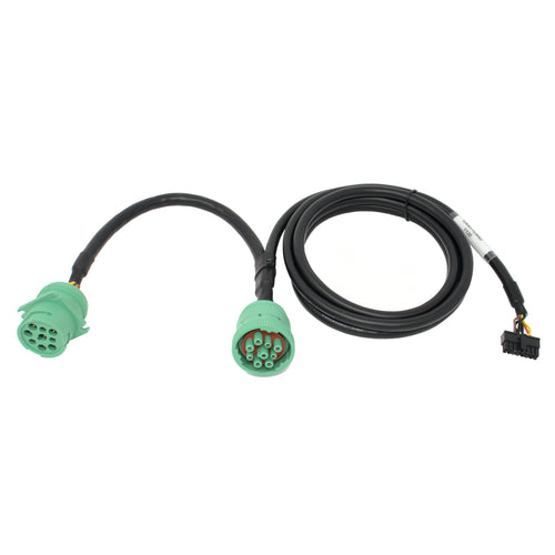 J1939 Type II 'Y' Cable for LMU3640/Veos (CAN/CAN2). Equivalent cable for 5C994M-2