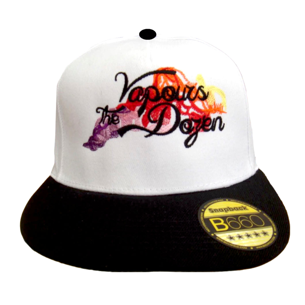 The Vapours Dozen Snap Back (Embroidered)