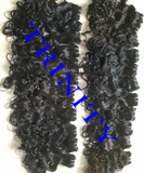 Raw Temple Indian Human Hair Bundles