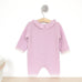 Frill neck onesie back view