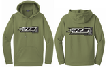 Dry Fit XR1 Hood, Army Green