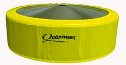 "Outerwears Pre-Filter No Top 14"" x 6"", (yellow)"