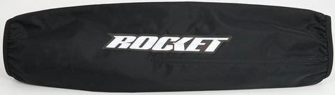 Rocket Chassis Shock Covers - Black