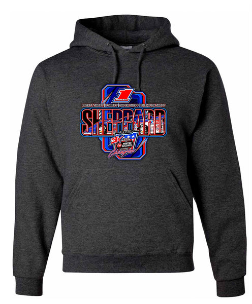 2020 Sheppard WoO Championship Hoodie, Htr Charcoal
