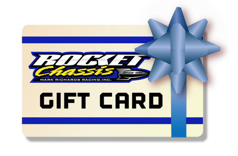 Rocket Chassis Gift Card