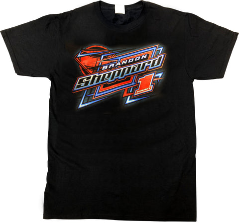 Brandon Sheppard Black Out Front Tee