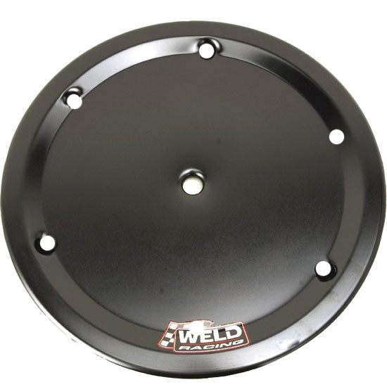 "Weld 15"" Aluminum Ultra Mud Cover - Black"