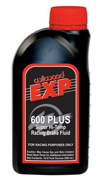 Wilwood EXP 600 Plus Super High-Temp Racing Brake Fluid