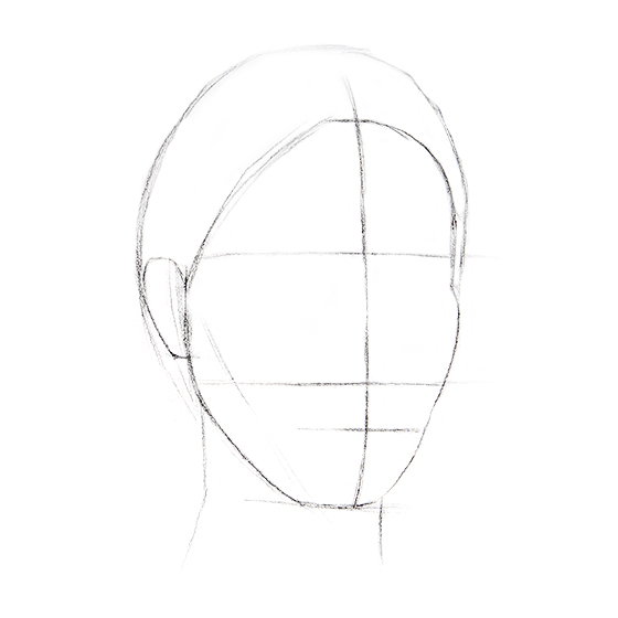 How To Draw A Face In 6 Steps Arteza