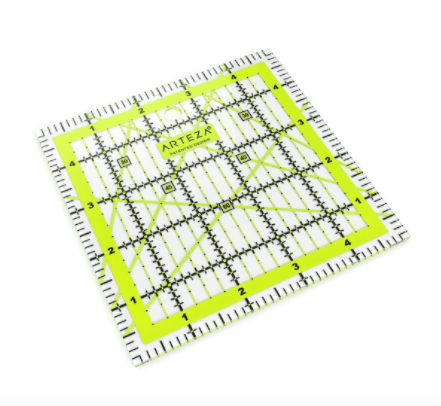 Arteza Quilting Ruler Small