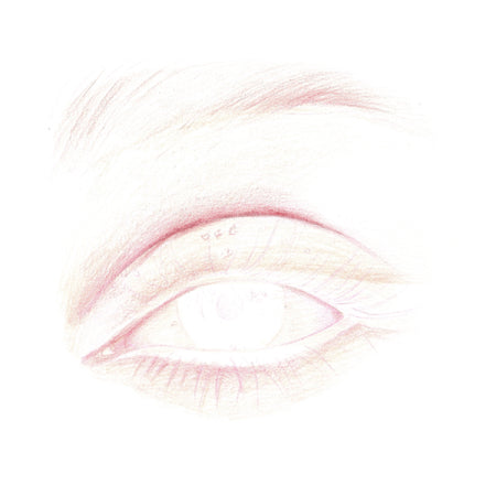 How to draw an eye - Step 5
