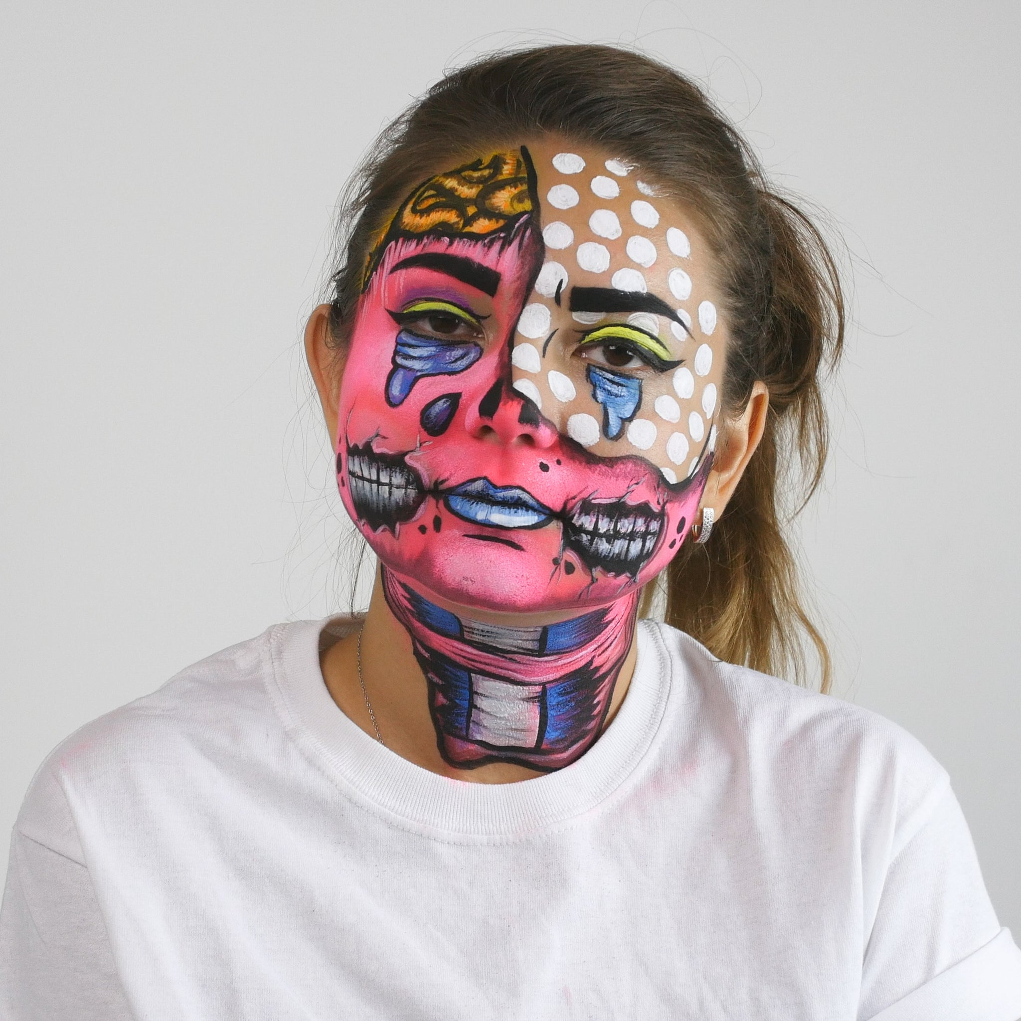 Art Painting Face