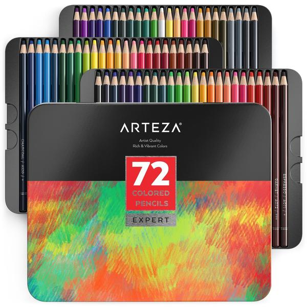 72 colored pencils expert
