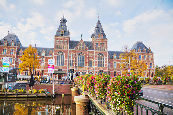 The Rijksmuseum in Amsterdam, Netherlands. Credit: Adobe Stock Photo
