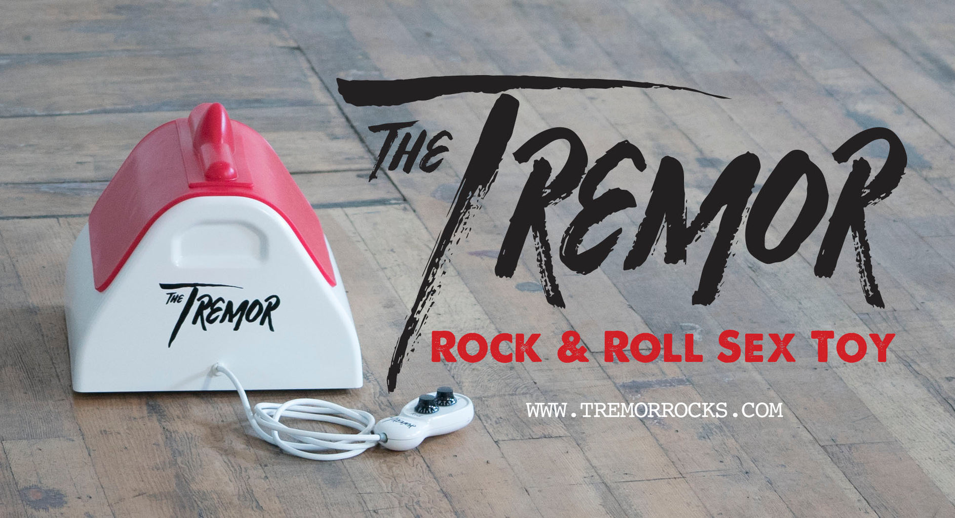 Tremor Rock and Roll Sex Toy