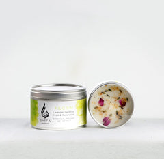 Artisan Soy Wax Candle Tin