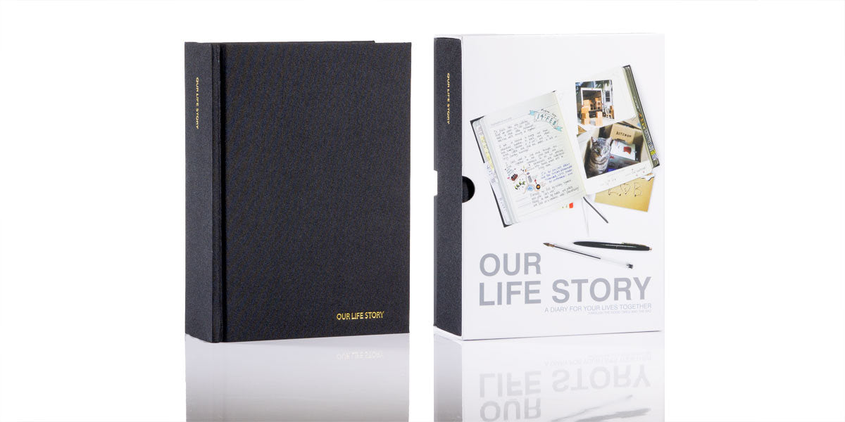 Our life story journal