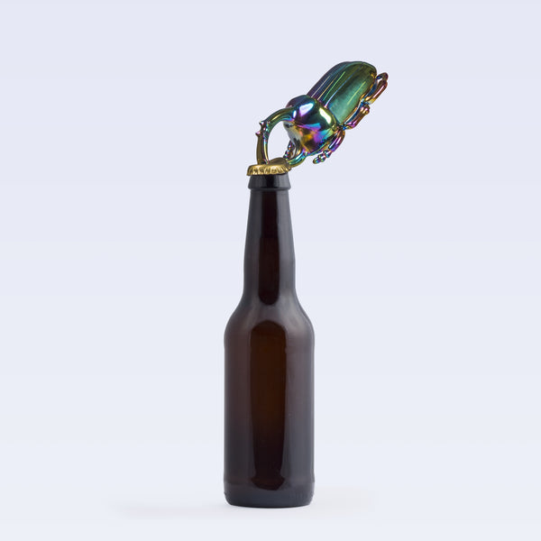 Insectum bottle opener