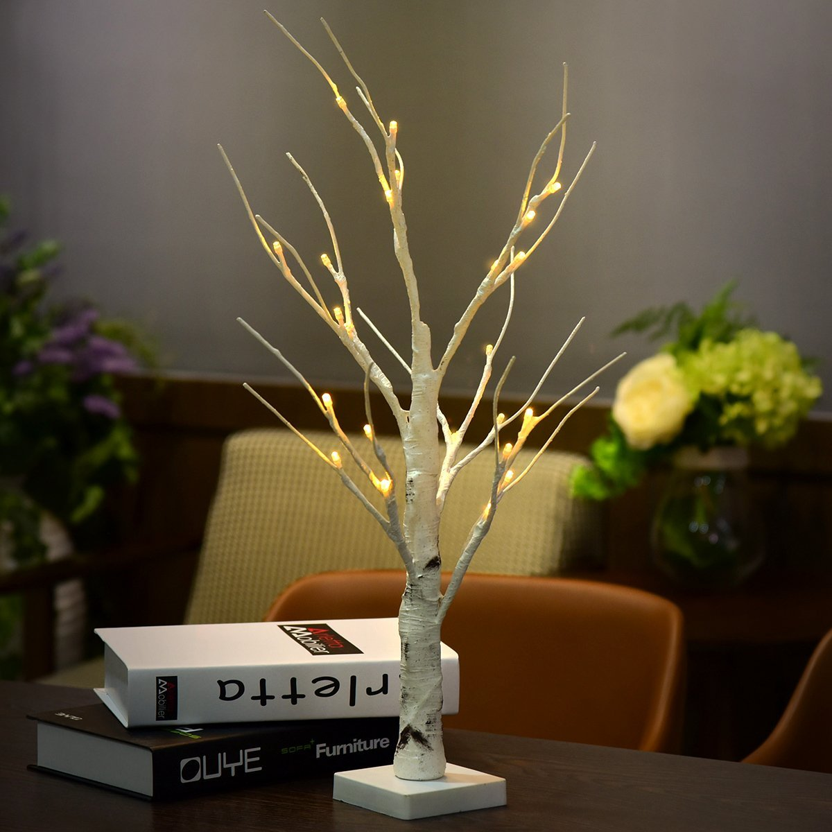 Bonsai led tree