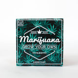 Grow your own marijuana kit