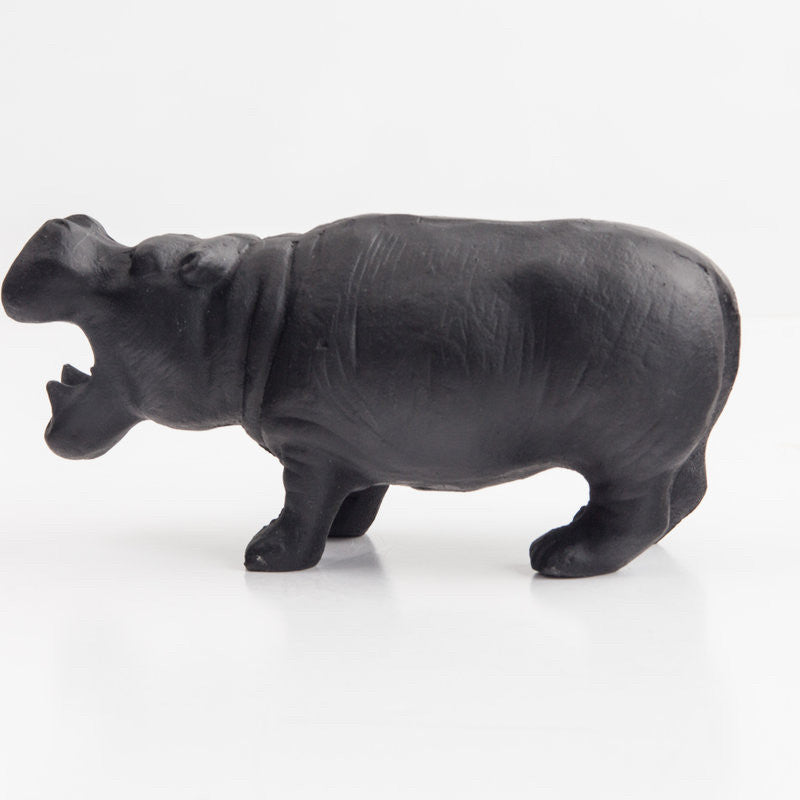 Side hippo bottle opener