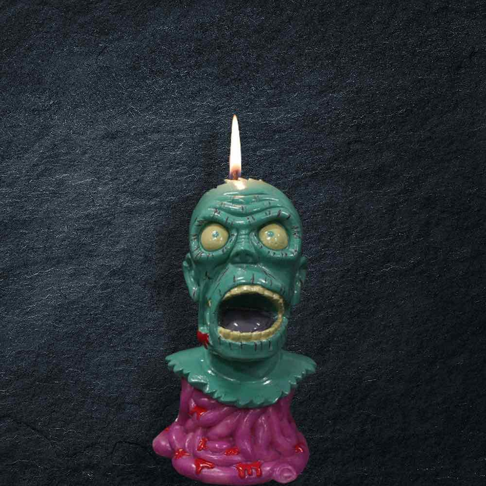 Zombie candle