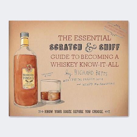 Scratch and sniff guide to become a whiskey know it all