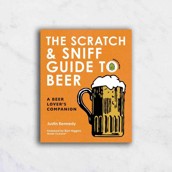 Scratch and sniff guide to beer