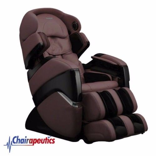 Osaki OS-PRO CYBER Brown Next Generation Zero Gravity Roller 3D Massage Chair