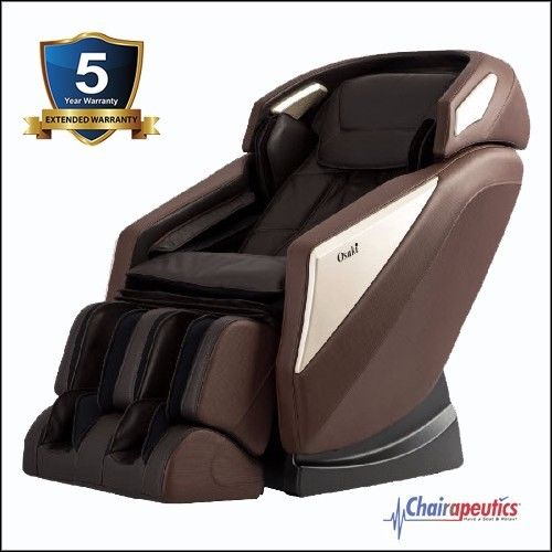 Osaki OS-Pro Omni Brown L-track Zero-G Massage Chair 5 Year Extended Warranty