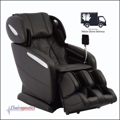 Osaki OS-Pro Maxim Black SL-Track Heat Zero G Massage Chair White Glove Delivery