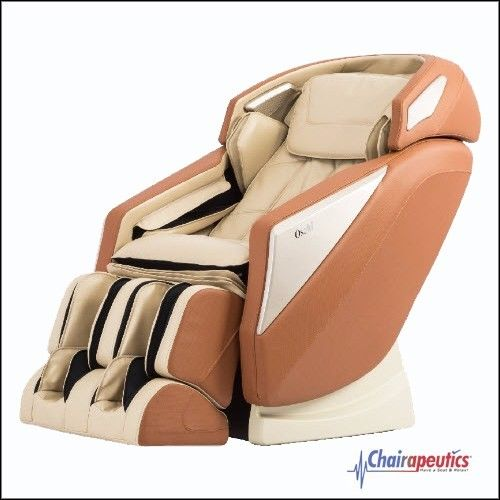 Osaki OS-Pro Omni (Beige) L-track Zero Gravity Massage Chair Bluetooth Heat