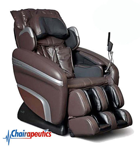 Osaki Massage Chair OS-7200H Brown Heater Zero Gravity S-track
