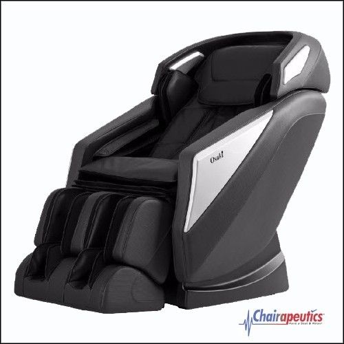 Osaki OS-Pro Omni (Black) L-track Zero Gravity Massage Chair Bluetooth Heat