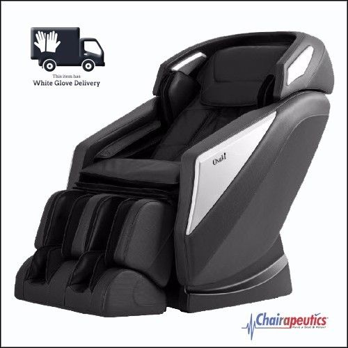 Osaki OS-Pro Omni Black L-track Zero-G Massage Chair Heat White Glove Delivery